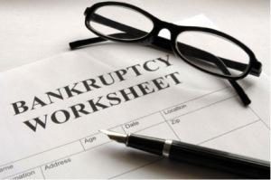 Bankruptcy Worksheet for Means Test