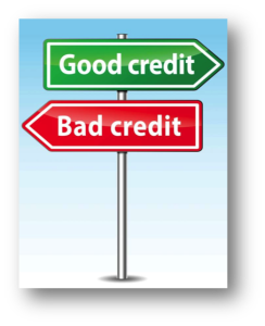 Bankruptcy can hurt your credit score